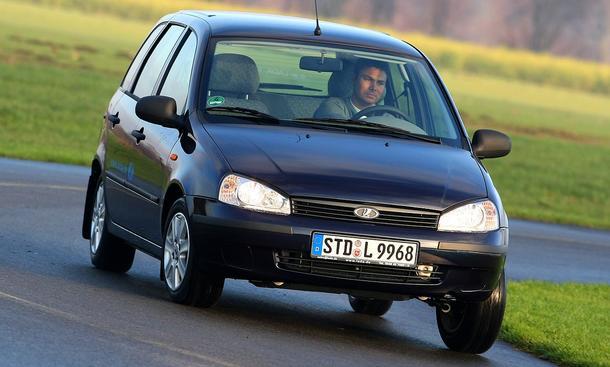 Lada Kalina 1117 1118 1119 Autozeitung De