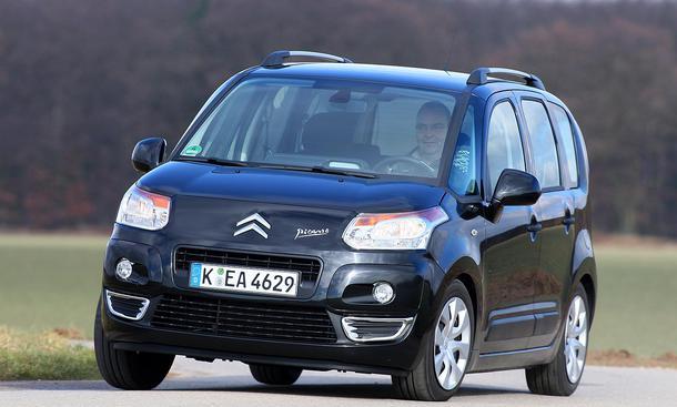 Citroën C3 Picasso VTi 120