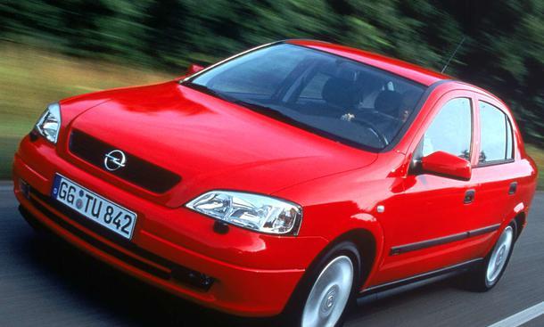 Opel Astra G Gebrauchtwagen-Tipp