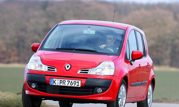 Renault Grand Modus 1.2 16V TCE