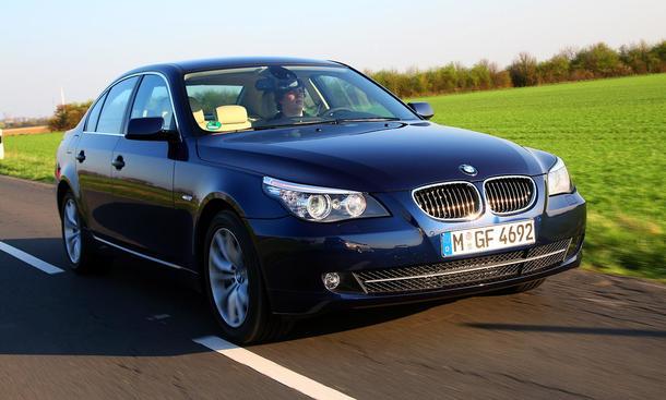 BMW 525d | autozeitung.de