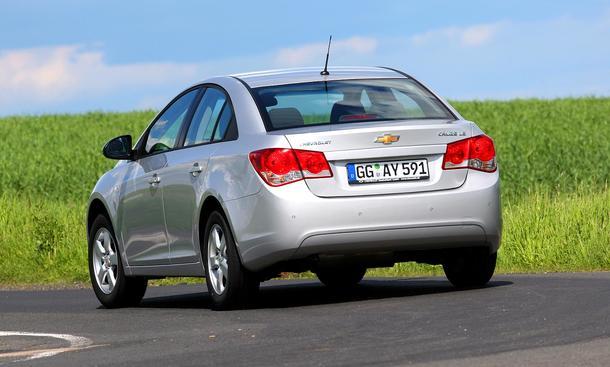Chevrolet Cruze 1.6 LS | autozeitung.de