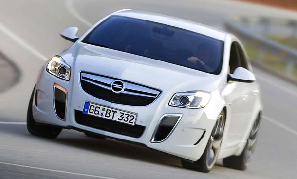 Opel Insignia Opc Bilder Preise Und Daten Autozeitung De
