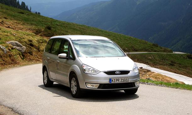 Dauertest: Ford Galaxy 2.0 TDCi
