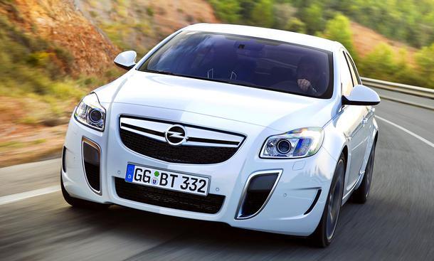 Opel Insignia Opc 2 8 V6 Turbo Starkes Stuck Autozeitung De