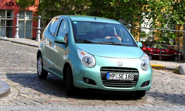 Suzuki Alto 1.0: Frontansicht
