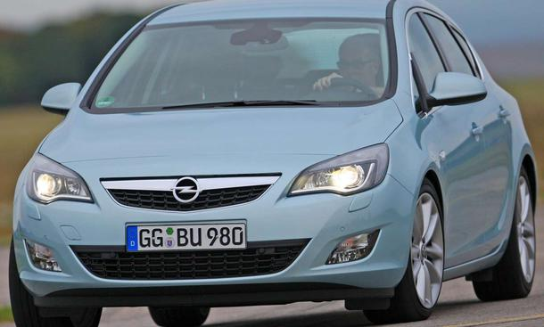 Im Test: Opel Astra 2.0 CDTI Ecotec