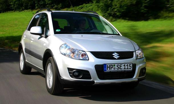 Suzuki SX4 2.0 DDiS i-AWD - Leistung, die sich lohnt | Einleitung ...