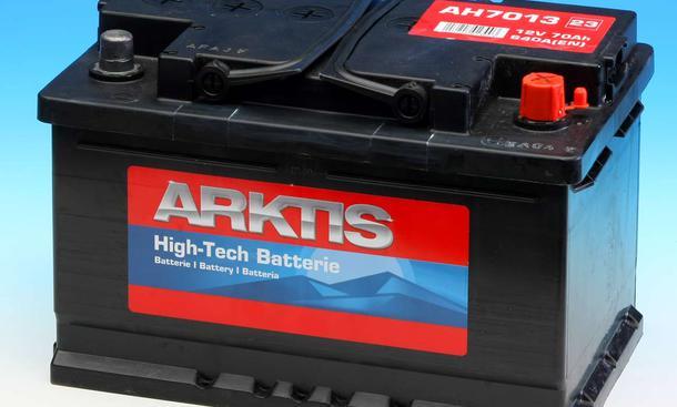 autobatterie check
