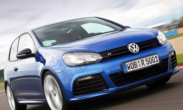 VW Golf R ab 36.400 Euro