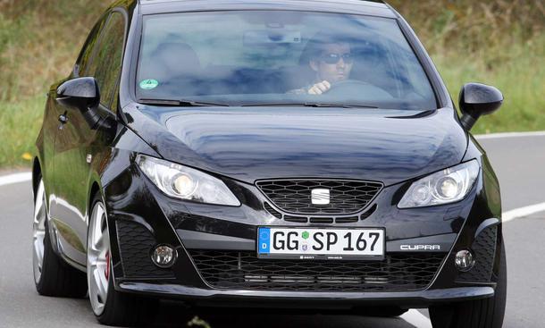 Seat Ibiza Cupra 1.4 TSI: bereits ab 21.390 Euro zu haben
