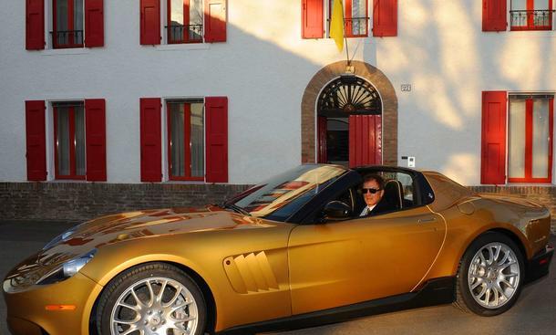 Einzelstück Ferrari P540 Superfast Aperta