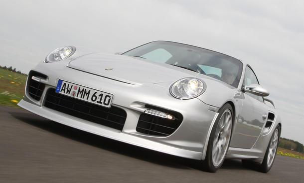 Manthey Porsche M600 - Frontansicht