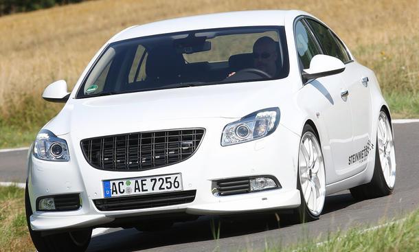 steinmetz insignia - alternative zum opc-modell | autozeitung.de