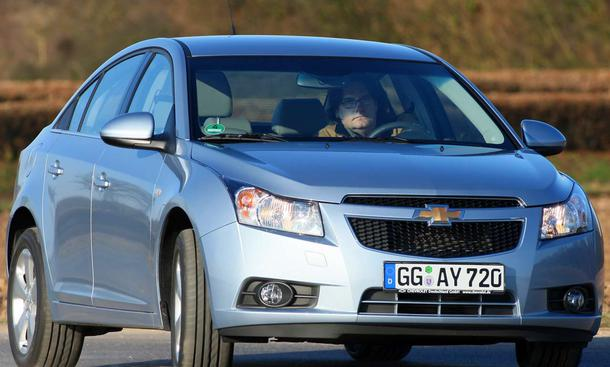 Chevrolet Cruze 20 Der 150 Ps Diesel Im Test Autozeitung