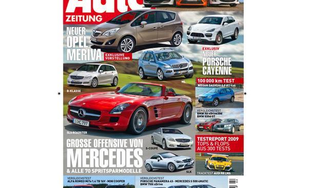 AUTO ZEITUNG Heft 02/2010