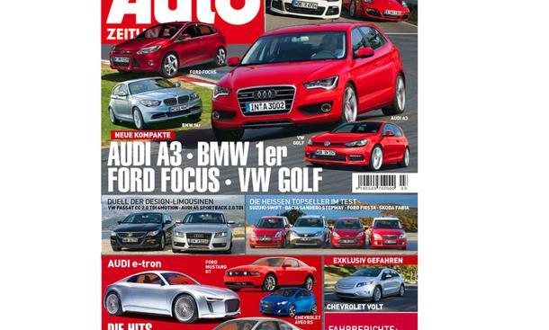 AUTO ZEITUNG Heft 3/2010 - Titel