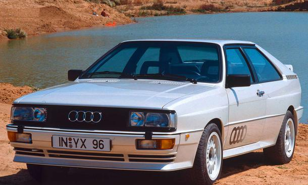 Planet Dcars 1989 Audi V8l Quattro