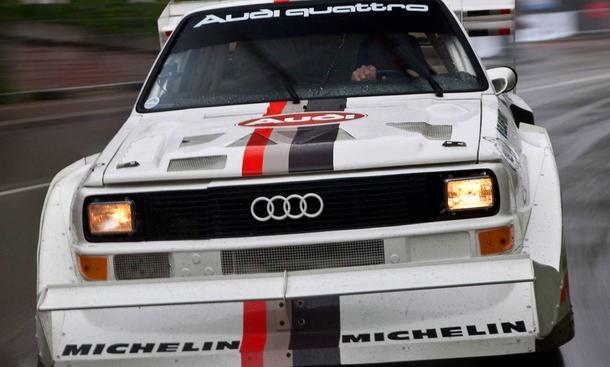 Pikes Peak Auto Racing Photos on Audi S1 Quattro  Pikes Peak