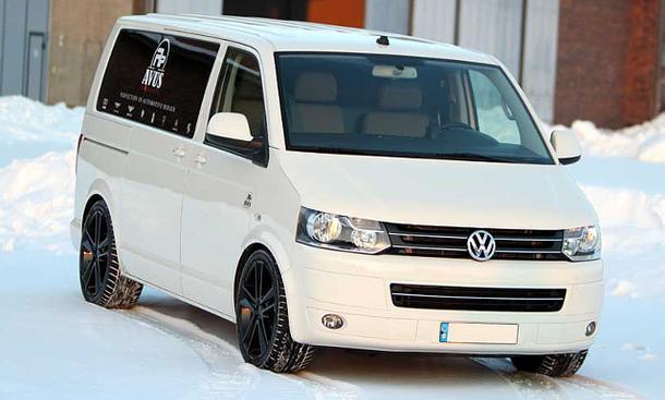 Avus Performance VW T5 Facelift