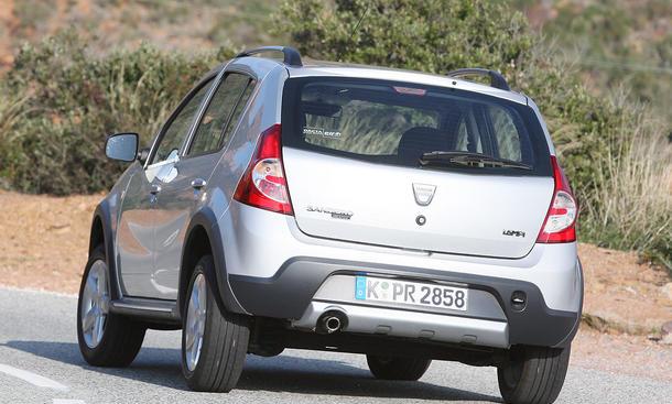 Dacia Abwrackprämie