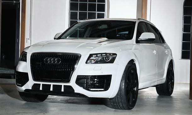 Der neue Audi Q5 von Enco Exclusive Frontansicht