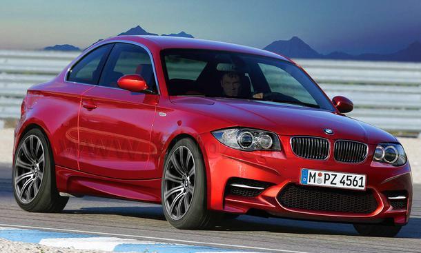 2011 kommt ein neuer BMW M1 auf Basis des Einser Coupé