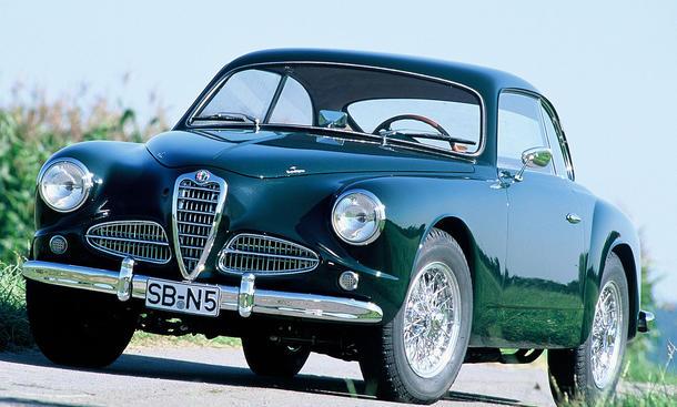 1951 Alfa Romeo 1900. Alfa Romeo 1900 Sprint (1951)