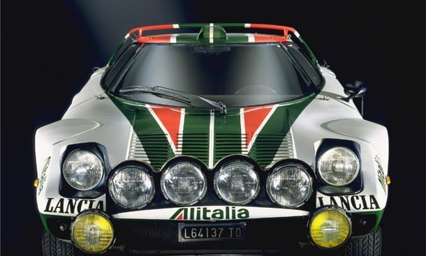 40 Jahre Lancia Stratos Rallye-Legende