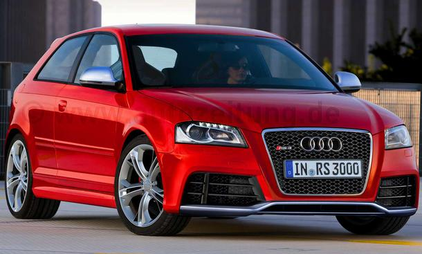 Richtig schnelle Kompakte: Audi RS3