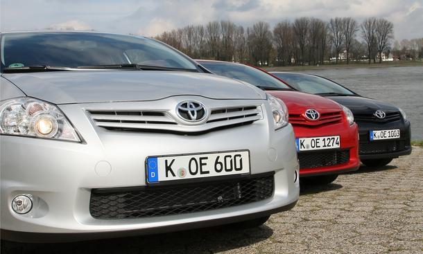Toyota Auris Special präsentiert von AUTO ZEITUNG