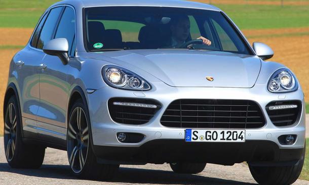 Fahrbericht: Porsche Cayenne Turbo