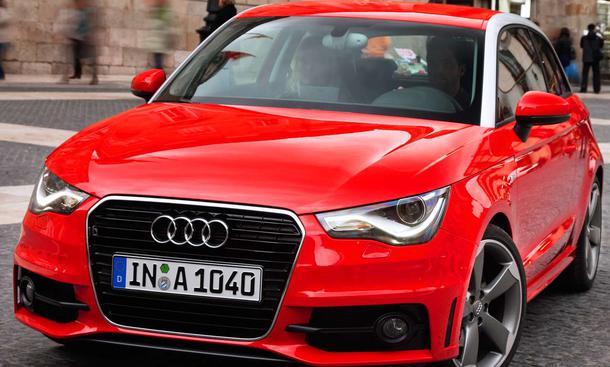 Alle Audi-Modelle: Audi A1