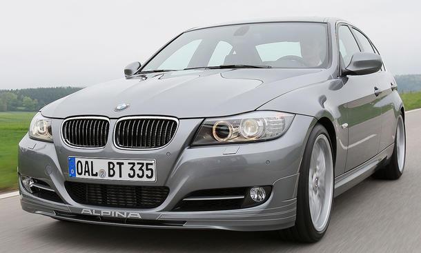 BMW Alpina B3 S Biturbo im ersten Fahrbericht mit einer Spitzengeschwindigkeit von 300 km/h