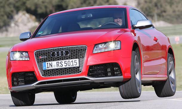Der Audi RS 5 ist die Krönung der A5-Baureihe