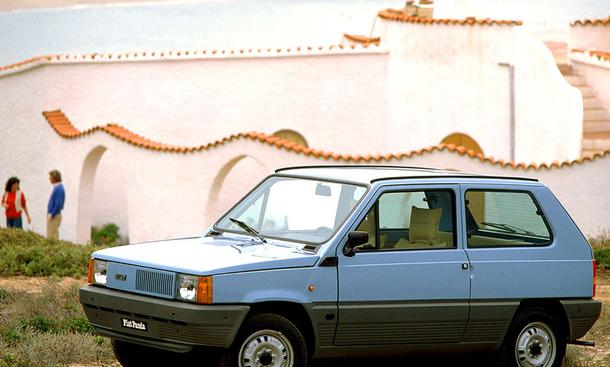 30 Jahre Fiat Panda
