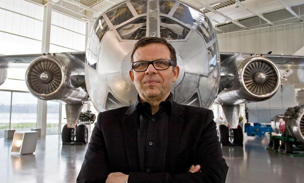 Portrait Kia-Design-Chef Peter Schreyer