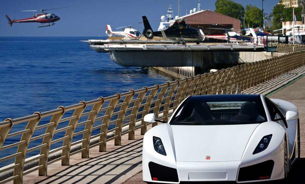 GTA Spano Supercar Sportwagen aus Spanien