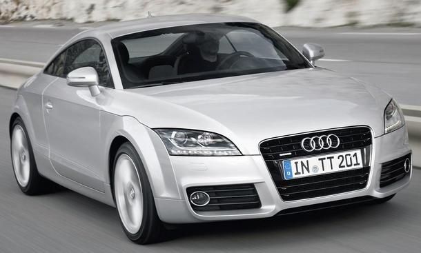 Der neue Audi TT kostet ab 33.700 Euro