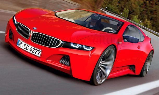 Neuer Supersportwagen von BMW