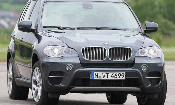 Den BMW X5 xDrive40d gibt es ab 61.800 Euro