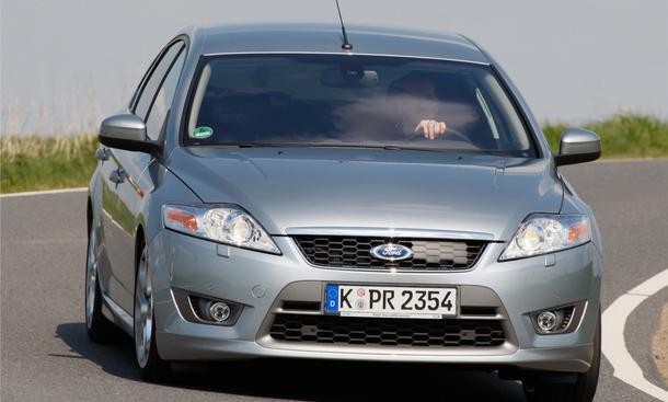 Der 203 PS starke 2.0 EcoBoost aus S-MAX und Galaxy ist nun auch die Topmotorisierung im Mittelklasse-Ford