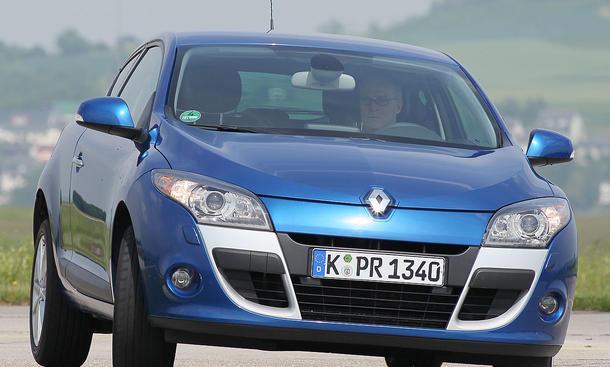 Den Renault Mégane Coupé TCe 130 gibt es ab 20.550 Euro