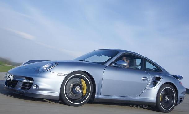 Wer vom Porsche 911 Turbo träumt, sollte gleich zum neuen Porsche 911 Turbo S mit 530 PS greifen