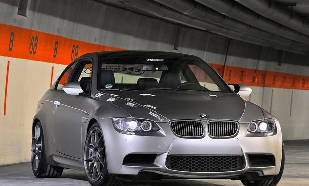 Stoptech BMW M3 Trackday Edition von APP Europe