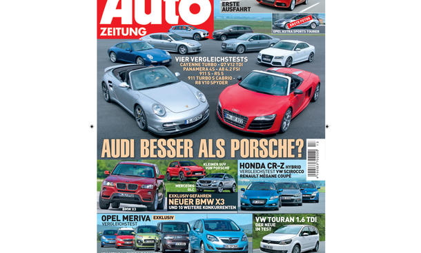 AUTO ZEITUNG Heft 13/2010
