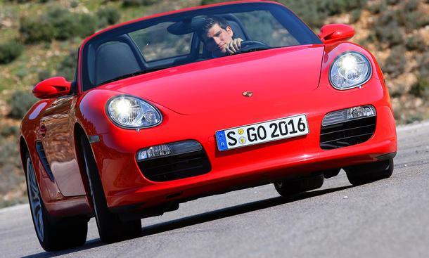 Gebrauchtwagen-Tipp: Porsche Boxster