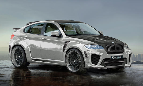 G-Power X6 Typhoon RS ultimate V10 Front