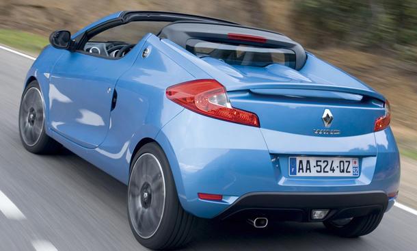 Renault Wind 1.6 16V 130 - autozeitung.de