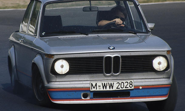Meilensteine der Auto Technik - BMW 2002 Turbo